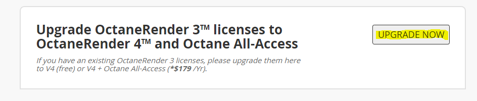 How to Update to Octane V4 0