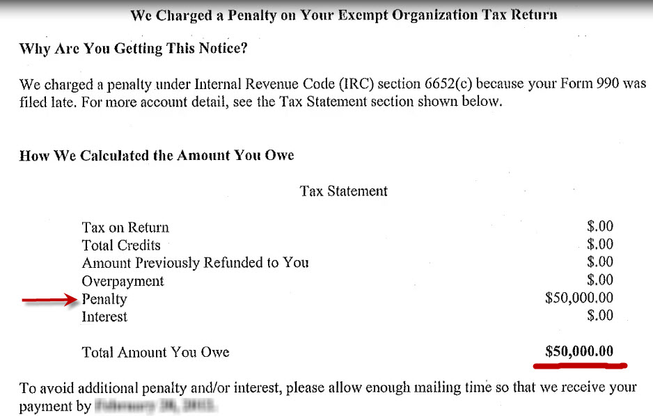Form 990 late filing penalty abatement manual example letters mike missed several nights sleep when his clients started receiving those official irs envelopes with penalty notices it was tough to admit to his clients spiritdancerdesigns Images