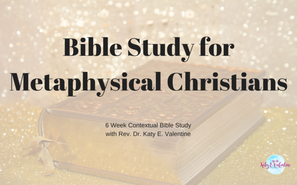 bible study for metaphysical christians reading spirits across