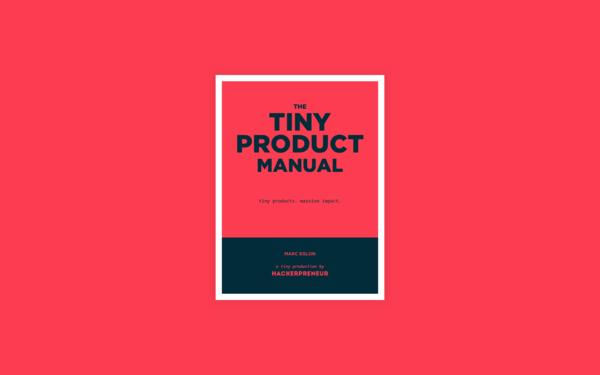 Thumb tinyproductmethod