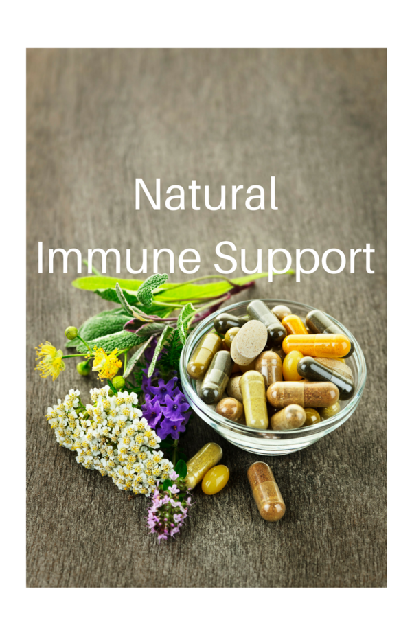 Thumb natural immune support