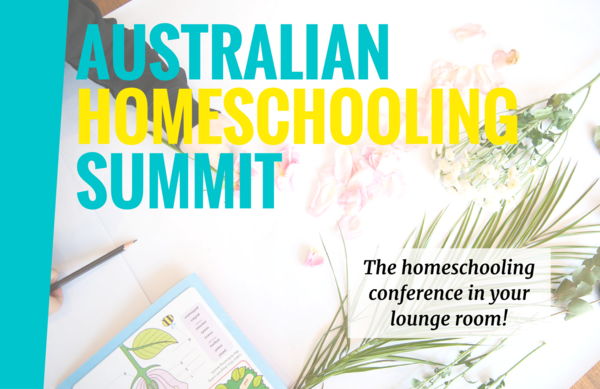 Thumb australian homeschooling summit cover picture
