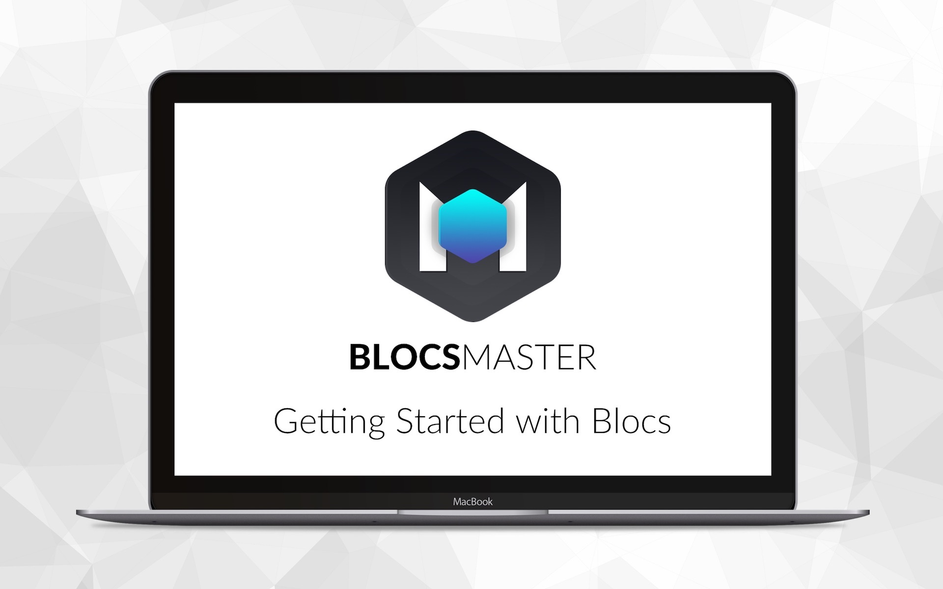 Header getting started with blocs