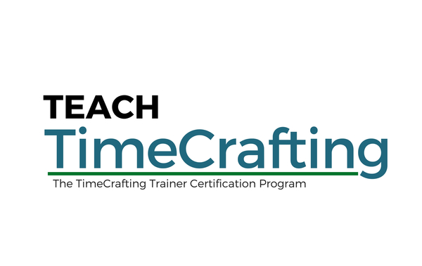 Thumb teach timecrafting logo