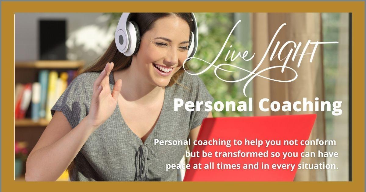 Live LIGHT Personal Coaching