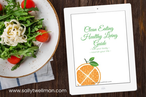 Thumb clean eating healthy living guide pic