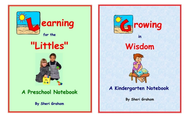 Thumb learning for the littles and growing in wisdom bundle