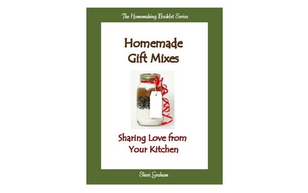 Thumb homemade gift mixes