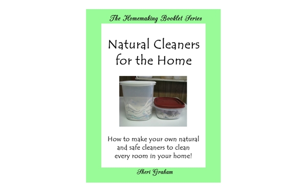 Thumb natural cleaners for the home