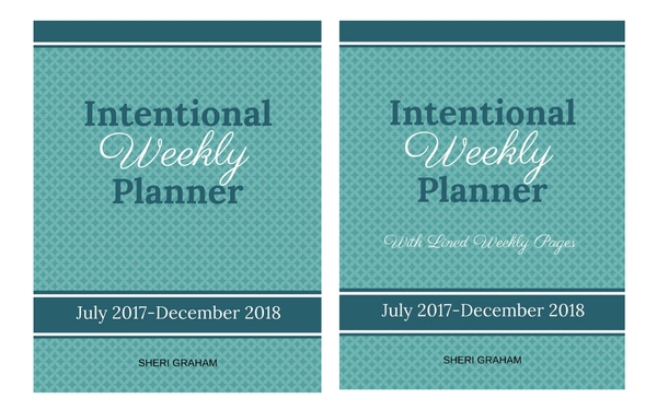 Thumb intentional weekly planner   july 2017 to december 2018