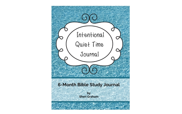 Thumb intentional quiet time journal