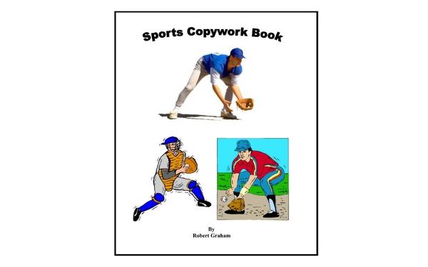 Thumb sports copywork book