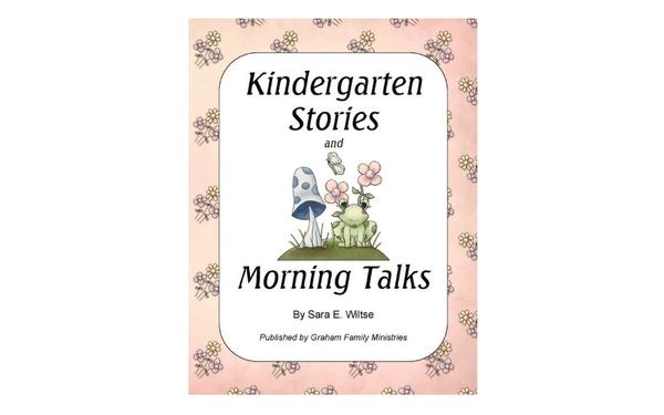 Thumb kindergarten stories and morning talks