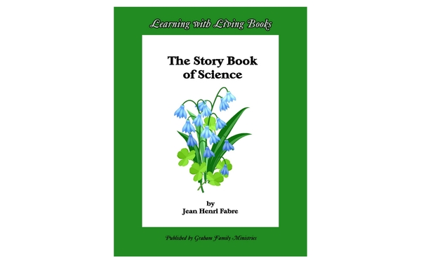 Thumb the story book of science