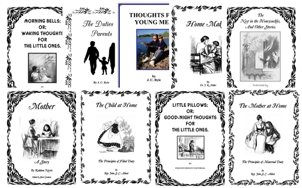Thumb the godly family ebook bundle