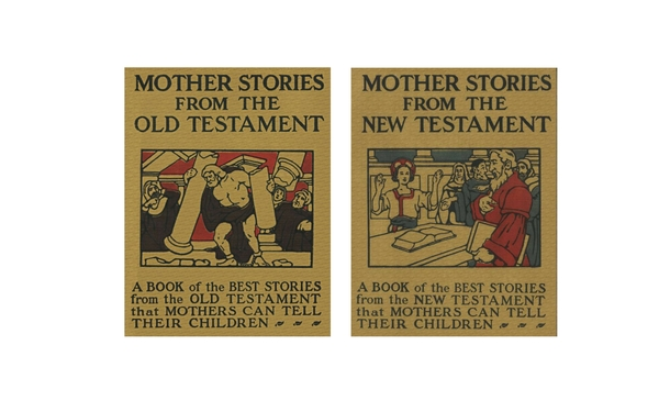 Thumb mother stories from the old and new testament