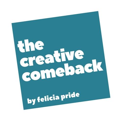 the creative comeback