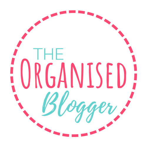 The Organised Blogger