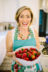 Mid sally  best holding strawberries 5